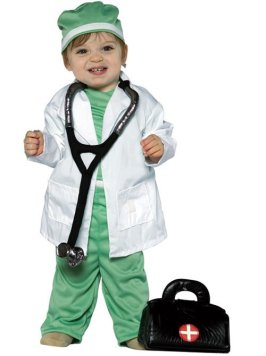 File photo of a doctor