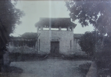 One of the jails that French colonialists used to imprison the Lao people in Luangprabang.