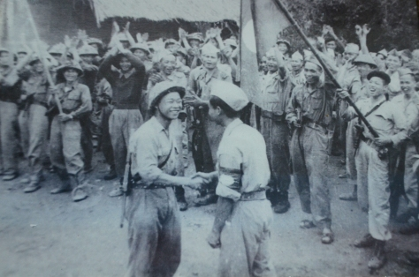 The Free Lao Army and Vietnamese volunteers liberate the Boloven Plateau.