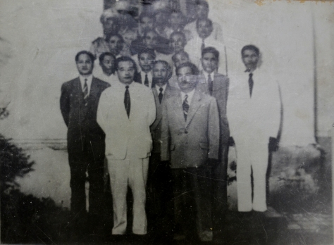 The two parties coalition government set up for the first time on 11 november 1957 with the participation of the Lao patriotic front