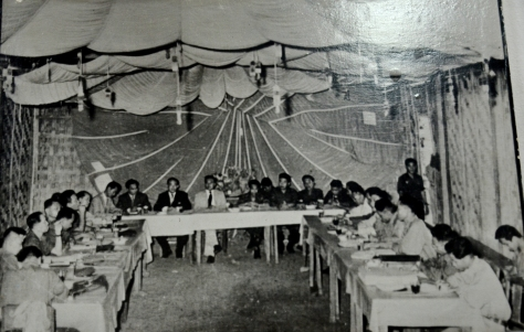 Namone conference held between 13-17 may 1961