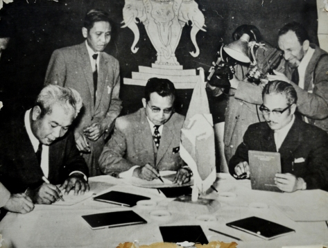 Zurich conference held between 19-22 june 1961