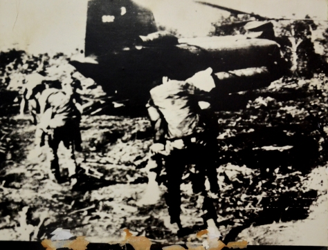 The fate of the american soldiers in the operation with the code name Lam son in 1971