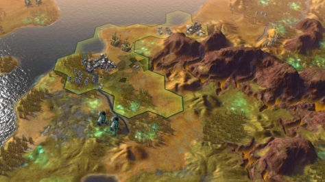 Beyond Earth's Arid biome